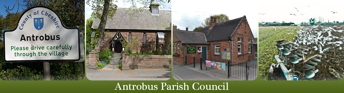 Header Image for Antrobus Parish Council